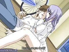 Sexy anime nurse loving a cock tubes