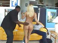 White girl shaking her ass for black guys tubes