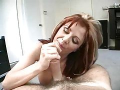 Pretty girl gives POV blowjob very well tubes