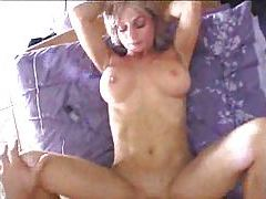 Great views of tight body blonde fucking tubes