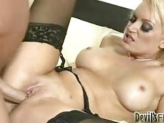 Monica Mayhem gives up her wet pussy tubes