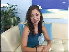 Teen on the casting couch makes hardcore porn tubes