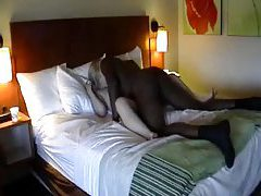 Blonde wife and her big black cock lover tubes