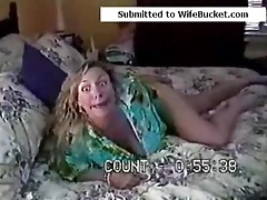 Babe on the hotel bed fucked hard tubes