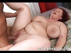 Fat girls fucked and cummed in tubes
