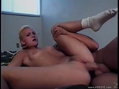 69 leads to a great fuck with slender blonde tubes