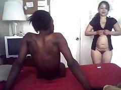 Black cock fucking naughty amateur white girl tubes