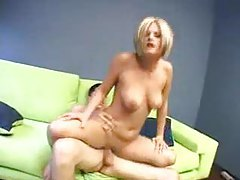 Innocent blonde turns dirty for cock tubes