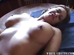 Blonde fucked on her kitchen floor tubes