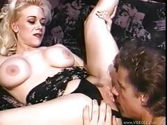 Oral and awesome sex with arousing blonde tubes