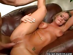 Big cock fucking the ass of busty slut tubes