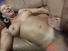 Mature with hairy pussy sucking and fucking tubes