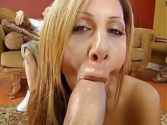 Milf uses her big tits to seduce him tubes