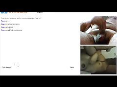 Webcam masturbation video shows both sides tubes