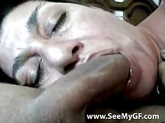 Amateur suckles the dick and he loves it tubes