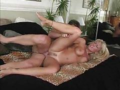 Busty milf meets a man for hard sex tubes