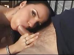 Big tit pornstar sucking him outside tubes