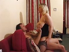 Mature British lass up for hot anal sex tubes