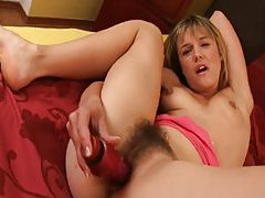 Hot compilation of hairy pussy masturbation tubes