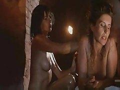 Alba Parietti - Il Macellaio tubes