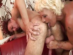 Hairy mature is willing to do it all for him tubes
