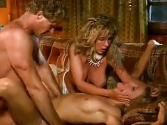 Classic threesome with Sharon Kane and Victoria Paris tubes