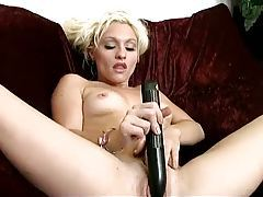 Solo with a total blonde bimbo tubes