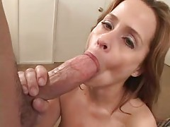 Long meat fucks a mature POV tubes