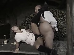 Fucking a hottie on the farm tubes