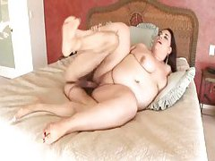 Fatty filled with that big cock tubes