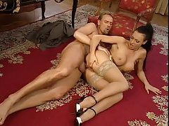 Fucking the Euro girl before a 69 tubes