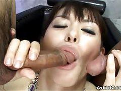 Ai Himeno loves cock tease and group masturbation tubes