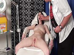 Medical needle torture and bizarre pussy humiliation tubes