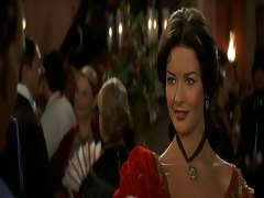 Catherine Zeta Jones - The Mask Of Zorro tubes