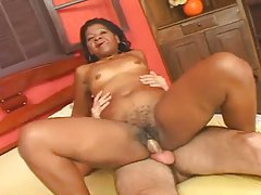 Black milf and the white guy get it on tubes