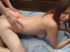 Sexy natural Japanese tits in hardcore video tubes