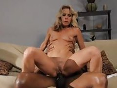 Milf is eager for that BBC tubes