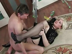 Young man fucks the milf maid tubes