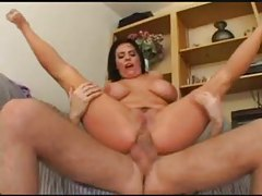 Curvy girl is a complete anal slut tubes