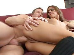 BJ before the big cock anal sex tubes