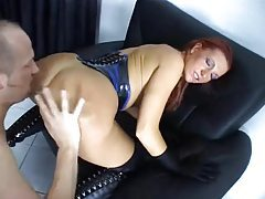 Fetish group sex with pierced cock suck and fuck tubes