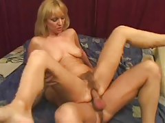 Hairy mature and the young man get it on tubes