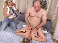 Milf with great curves and big tits fucked tubes
