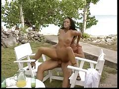 Such a beautiful girl fucking outdoors tubes