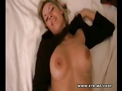 Busty amateur girlfriend sucks and fucks in a changing room tubes