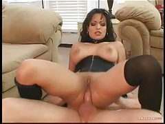 Leather gloves girl ass fucked hard tubes