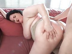 Fat girl POV sex with big cock dude tubes