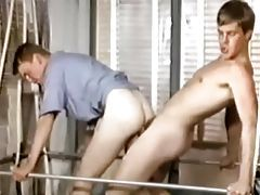 Vintage Twink Gay Oral And Anal tubes