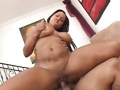 Fabulous fat ass Natasha Dulce screwed tubes