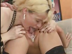 The maid takes multiple hot creampies tubes
